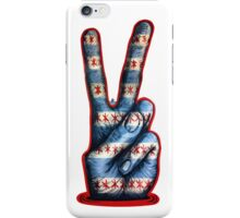 Vote For Peace iPhone Case/Skin