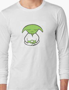 Yoda Prays Long Sleeve T-Shirt