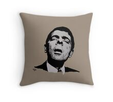 I see what you´re doing... Throw Pillow
