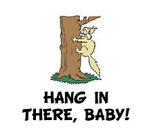 Hang In There Photographic Print