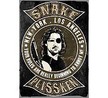Snake Plissken Vintage Photographic Print