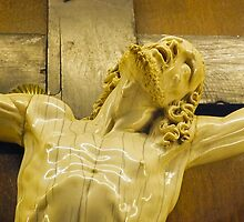 Crucifix - Cordoba Cathedral by MikeSquires