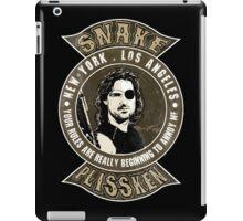 Snake Plissken Vintage iPad Case/Skin