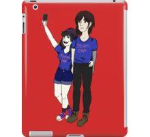 Bucky and Kate iPad Case/Skin