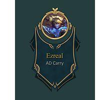 League of Legends - Ezreal Banner Photographic Print