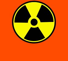 Radioactive symbol Atomic racioactiviey science geek gifts Unisex T-Shirt