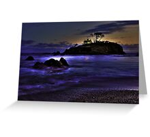 Battery Point  Greeting Card