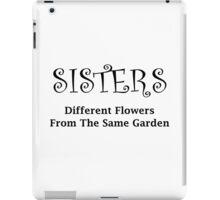 Sisters Garden iPad Case/Skin