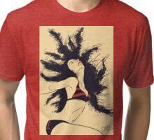 Explosion Tri-blend T-Shirt