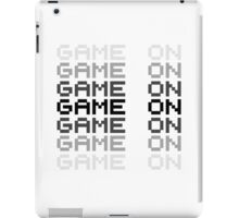 Video Game Game On PC Playstation XBox Gaming Gamers iPad Case/Skin