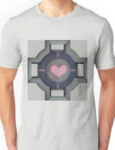 Companion Cube Unisex T-Shirt
