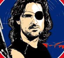 Snake Plissken Colour Sticker