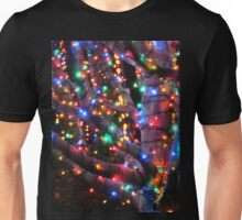Stained with light Unisex T-Shirt