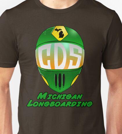 CDS Full Face Helmet Unisex T-Shirt