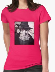 MOs DEf  Womens Fitted T-Shirt