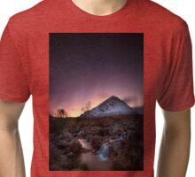 Glencoe - Scotland Tri-blend T-Shirt
