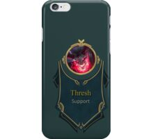 League of Legends - Thresh Banner (Bloodmoon) iPhone Case/Skin