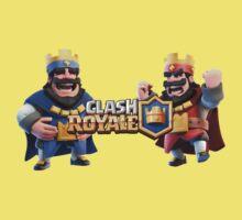 clash royale : battle of kings Baby Tee