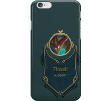 League of Legends - Thresh Banner (Deep Terror) iPhone Case/Skin