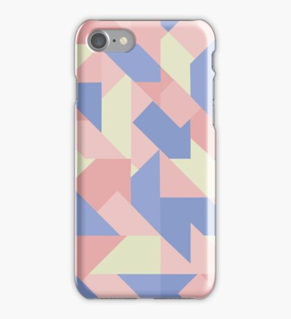 GEOMETRIC PATTERN - Primary iPhone Case/Skin