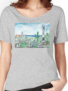 Waverley Cemetery Women's Relaxed Fit T-Shirt