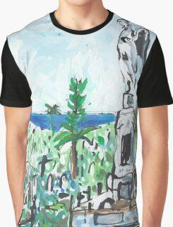 Waverley Cemetery Graphic T-Shirt