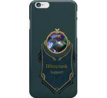 League of Legends - Blitzcrank Banner (Battle Boss) iPhone Case/Skin