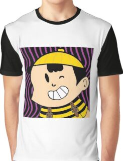 Ness (Bee Theme) Earthbound Graphic T-Shirt