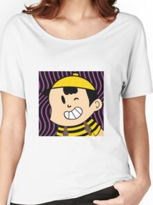 Ness (Bee Theme) Earthbound Women's Relaxed Fit T-Shirt