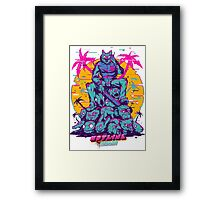 Hotline Miami Framed Print