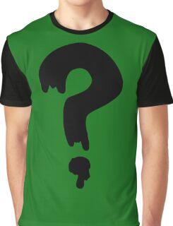 Gravity Falls Question Mark Graphic T-Shirt