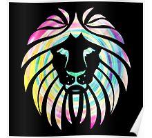 Spirit Animal - Lion Poster