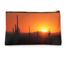 Arizona sunset Studio Pouch