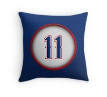 11 - Yu Throw Pillow