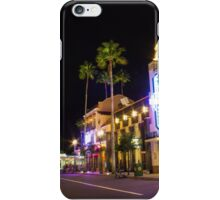 Hollywood Boulevard iPhone Case/Skin