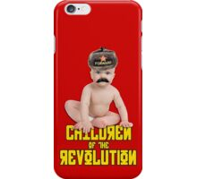 Children of the Revolution iPhone Case/Skin