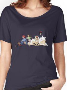 Ghibli Girls Women's Relaxed Fit T-Shirt