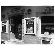 J. Tomas Bakery Poster