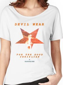 Devil Wear (version 1 collectors) Women's Relaxed Fit T-Shirt