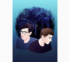 Dan and Phil Starry Sky Unisex T-Shirt