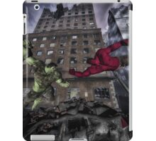 Classic Superheroes   iPad Case/Skin