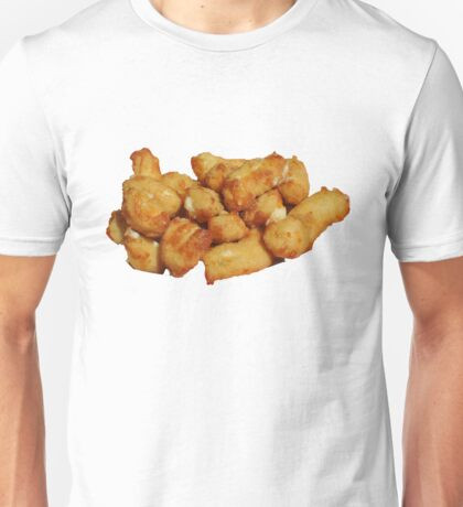 cheese curds Unisex T-Shirt