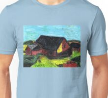 Down On The Farm.. Unisex T-Shirt