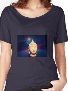 ELAT BUDDHA Women's Relaxed Fit T-Shirt