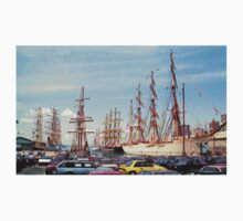 Tall Ships - Brooklyn Kids Tee