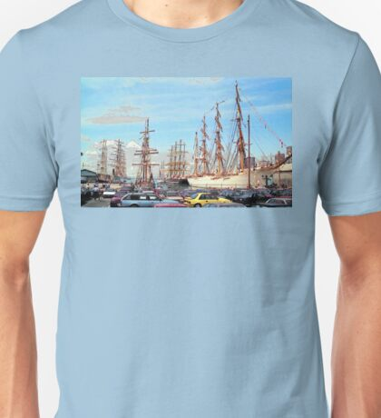 Tall Ships - Brooklyn Unisex T-Shirt