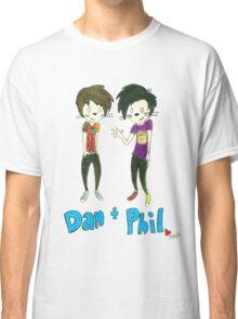 Dan and Phil Classic T-Shirt