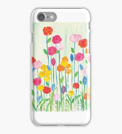 Springtime Love iPhone Case/Skin