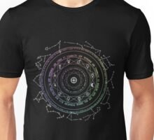 Astrological Magic Circle Unisex T-Shirt