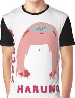 Sakura Haruno Graphic T-Shirt